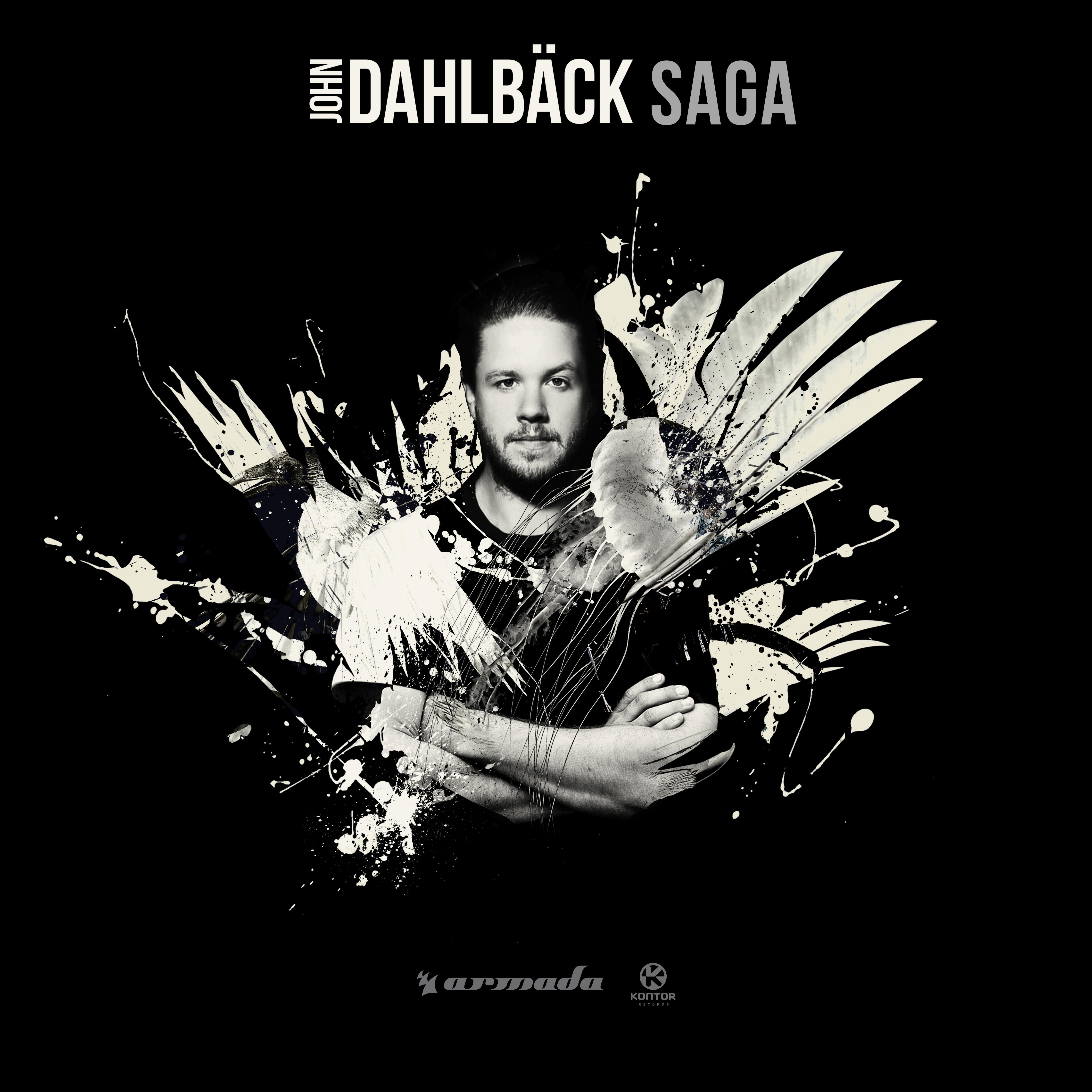 John Dahlbäck - Saga_Cover