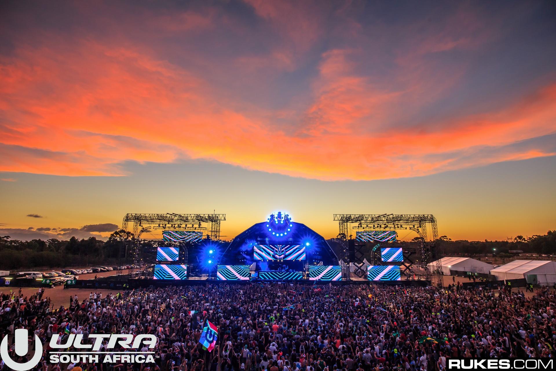 Ultra South Africa – Diese Superstars machen es zum besten Festival in Südafrika