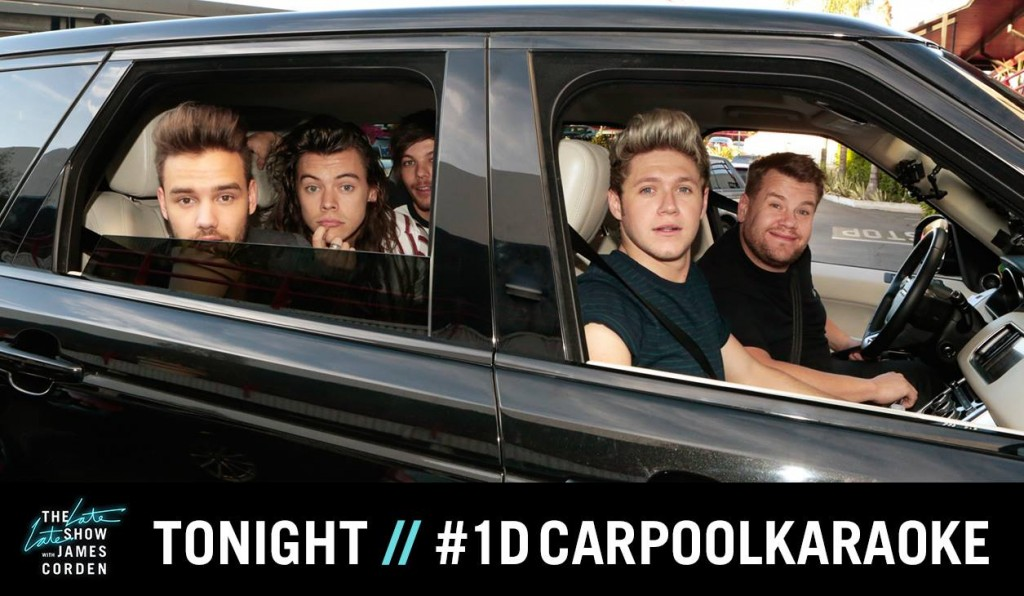 Carpool One Direction