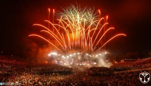 Mau5trap vs. Pryda bei Tomorrowland