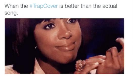 Trapcover – Ein Hashtag der das Netz begeistert