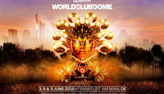 Q-Dance Hardstyle Lineup beim WORLD CLUB DOME