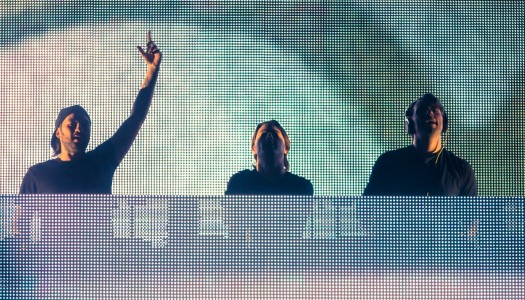 Swedish House Mafia – Greyhound (Madison Square Garden Edit)