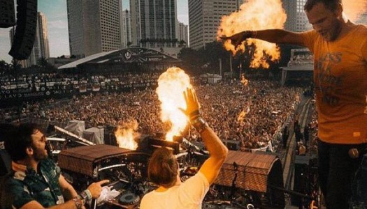 Dash Berlin Live @ Ultra Music Festival 2016