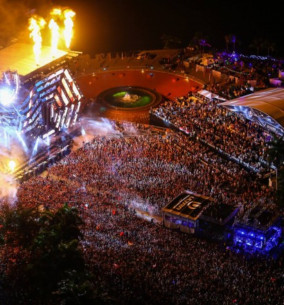 Ultra Music Festival UMF 2016 Mainstage Overview
