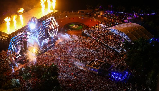 Die 5 meistgespielten Songs des Ultra Music Festivals