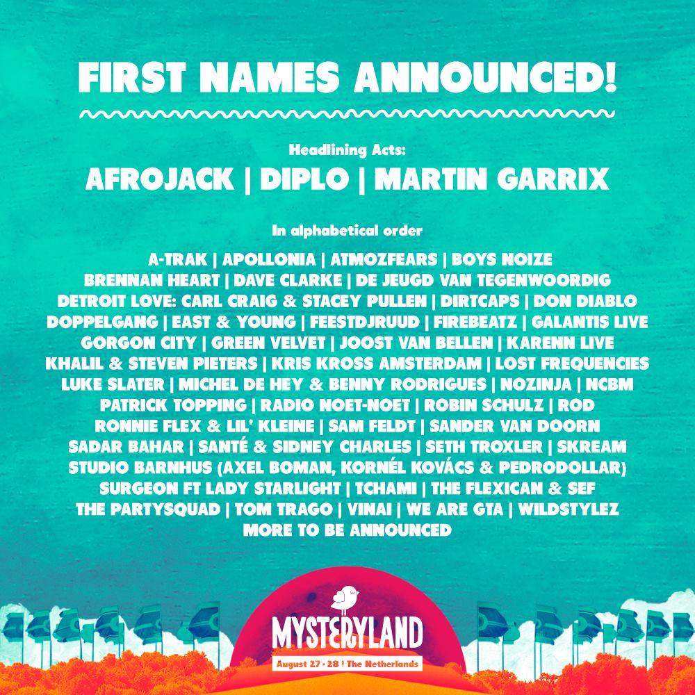 Mysteryland Phase 1