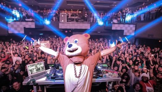 Bear Grillz gibt seine Identität bekannt
