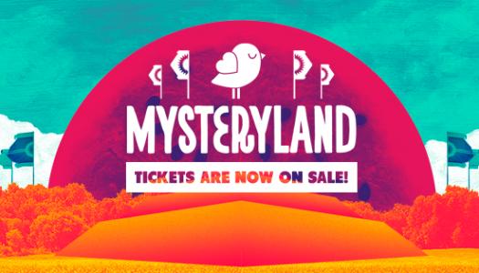 Mysteryland beeindruckt mit hochkarätigem LineUp