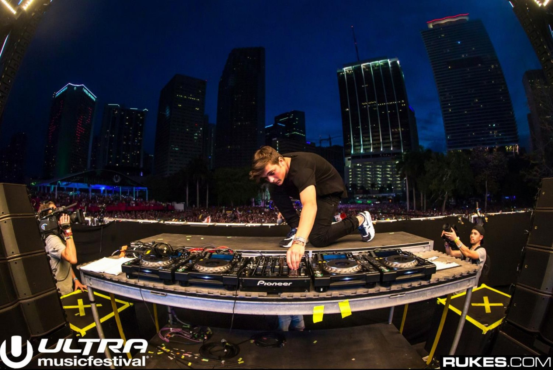 Martin Garrix Ultra 2016 Rukes