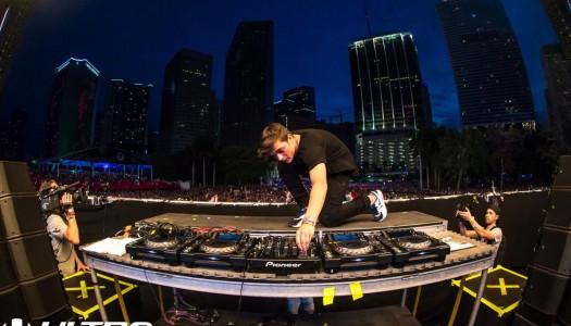 Martin Garrix Live @ Ultra Music Festival 2016
