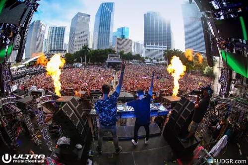 W&W Mainstage Ultra 2016 Ultra Music Festival Aftermovie