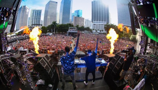W&W Live @ Ultra Music Festival 2016