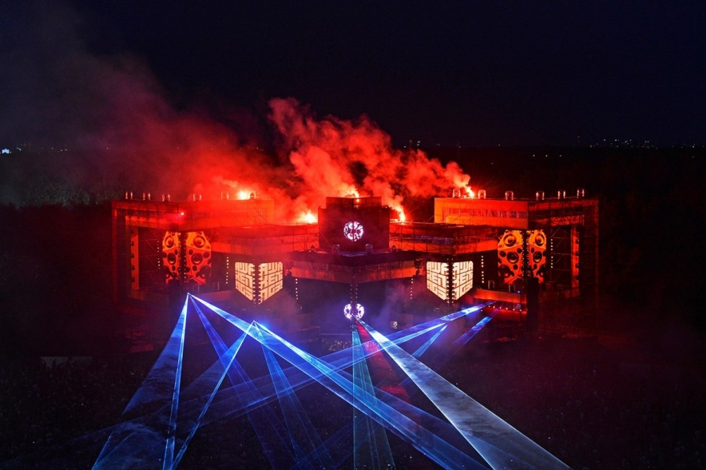 Awakenings Mainstage 2015
