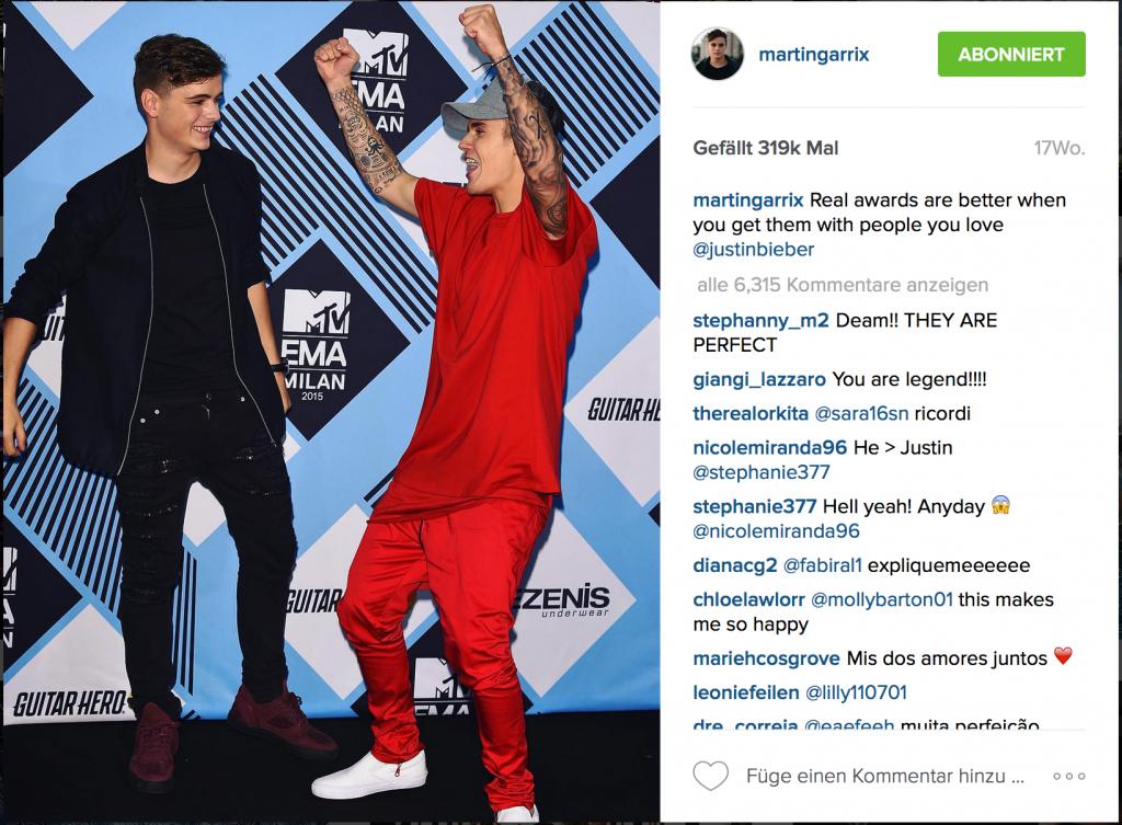 Garrix Bieber