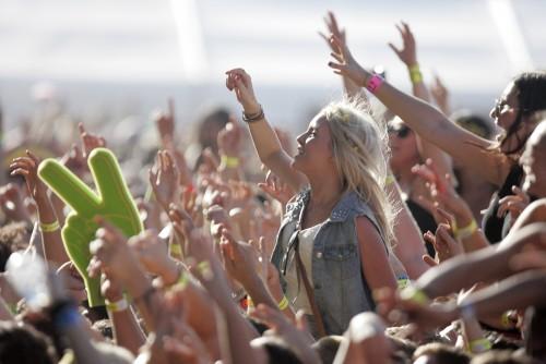 Future Music Festival; Geburtstag