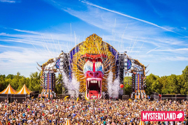 Mysteryland Mainstage 2015