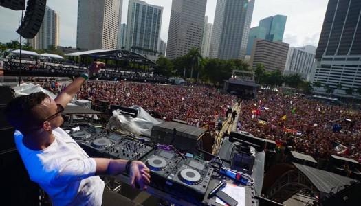 MAKJ Live @ Ultra Music Festival 2016