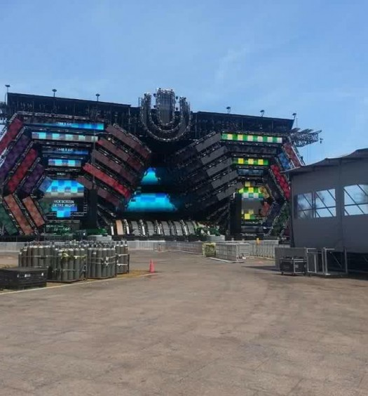Ultra Mainstage 2016