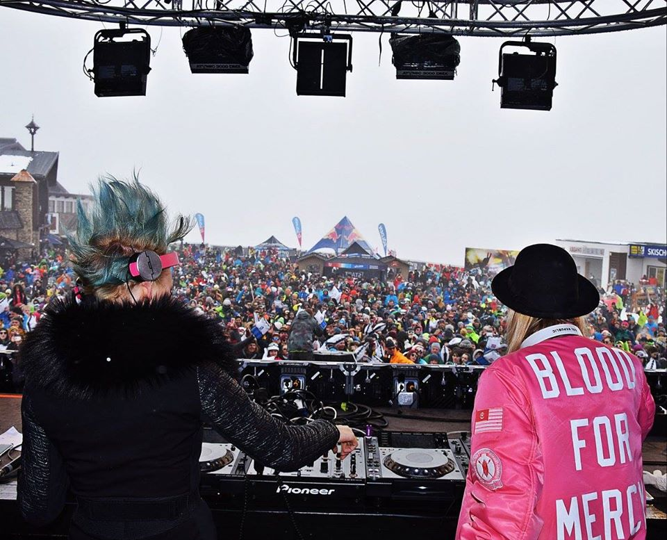 Nervo Electric Mountain Festival 2016