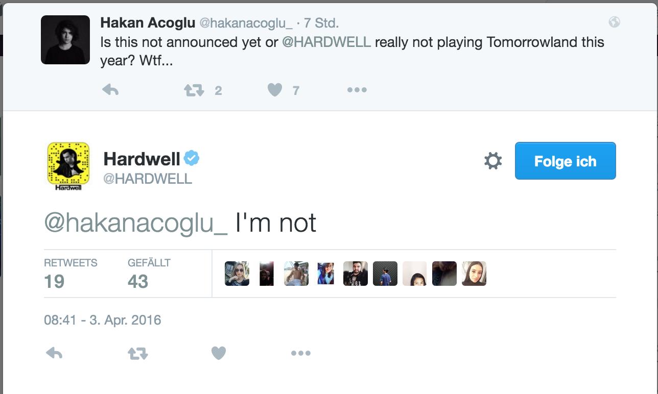 Hardwell Tomorrowland 2016 Ipad Promo Dimitri Vegas Like Mike