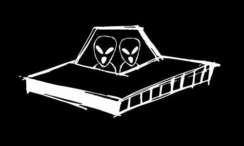 AREA21 – Spaceships – Track der Woche