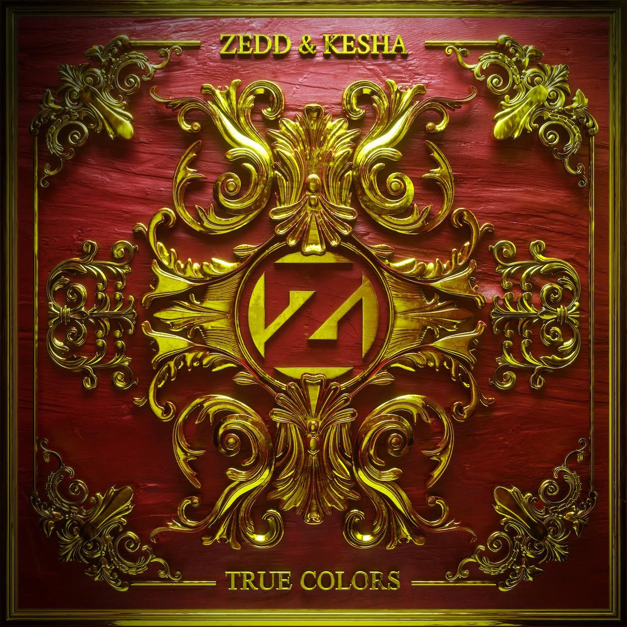 Zedd; Kesha