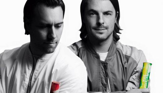 Axwell, Ingrosso und Alesso starten ins Eis-Business
