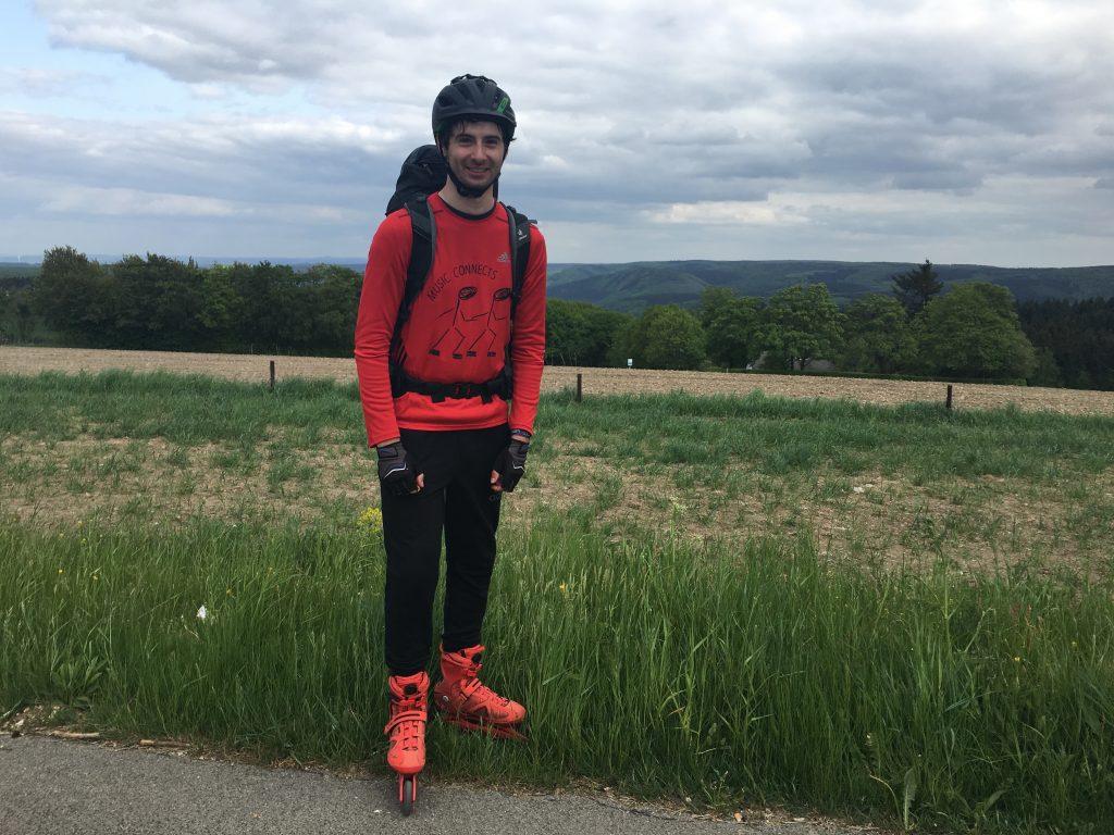 In der Eifel