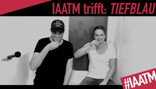 IAATM trifft: DEEPBLUE // TIEFBLAU (Interview)