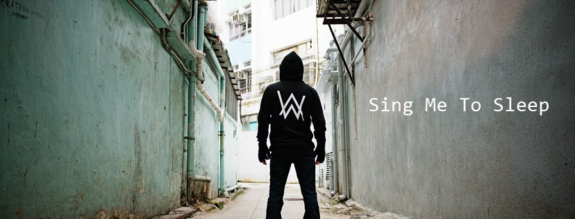 Neue Hitsingle von Alan Walker: Sing Me To Sleep