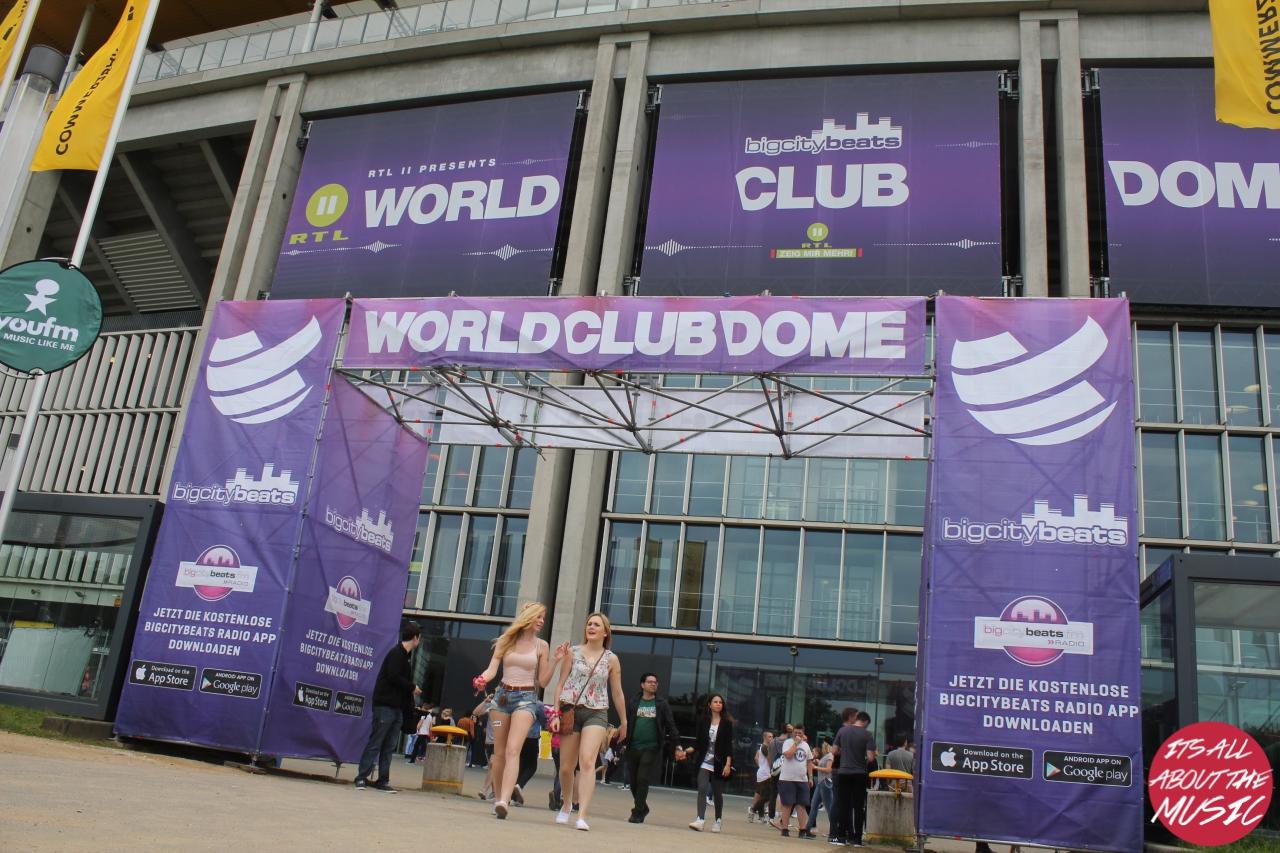 Er ist eröffnet: WORLD CLUB DOME 2016