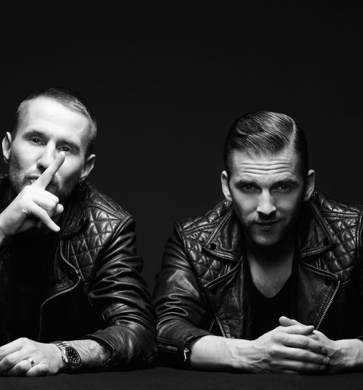 Galantis Rich Boy Press Picture