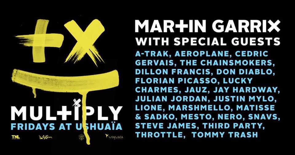 Martin Garrix Ushuaia 2016