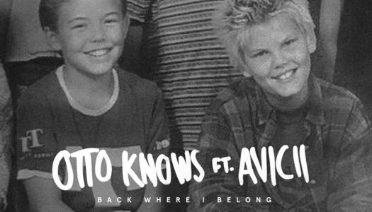 Otto Knows & Avicii – Back Where I Belong