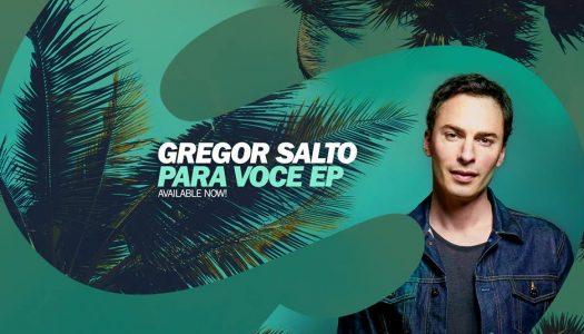Gregor Salto – Para Voce – Track der Woche