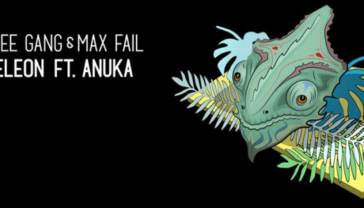 Palm Tree Gang & Max Fail – Chameleon (Feat. Anuka) – Track der Woche