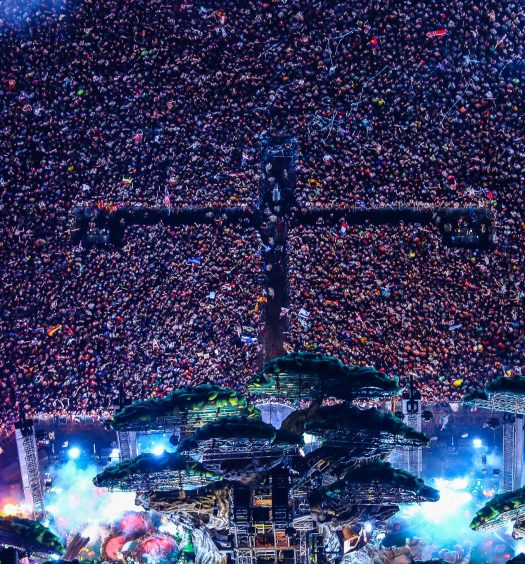 Tomorrowland 2017 an zwei wochenenden