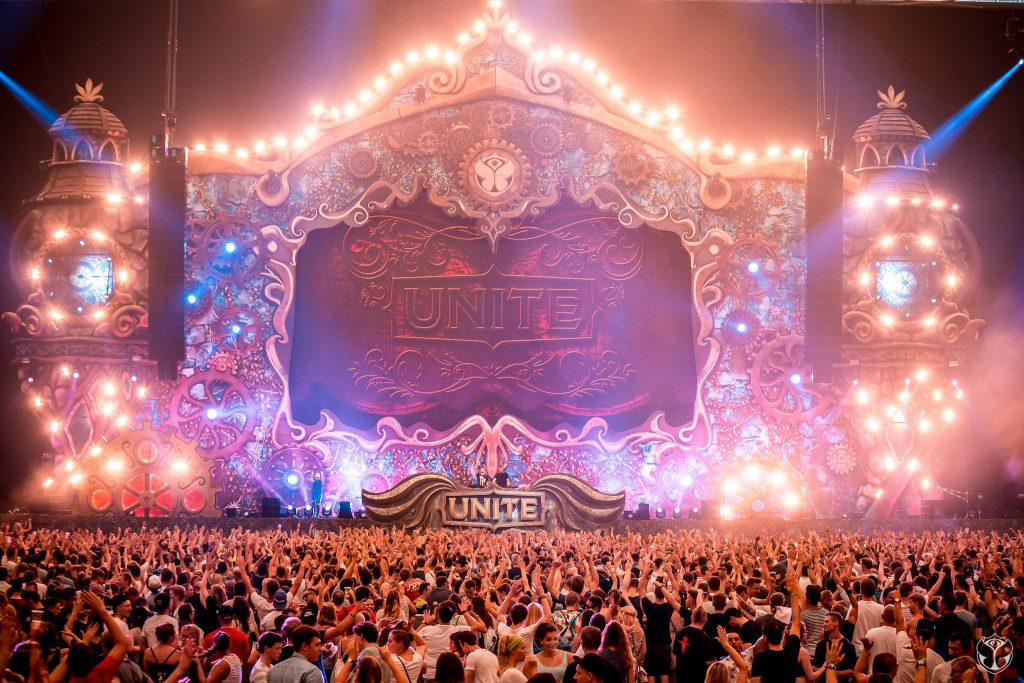 UNITE Germany tomorrowland