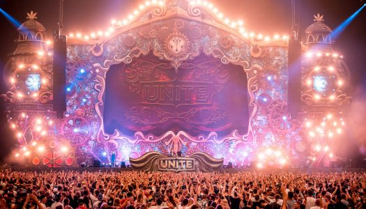 Tomorrowland UNITE in Deutschland