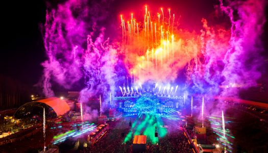 Electric Love Festival 2016 endet mit Q-Dance Takeover (Fotos Tag 3)