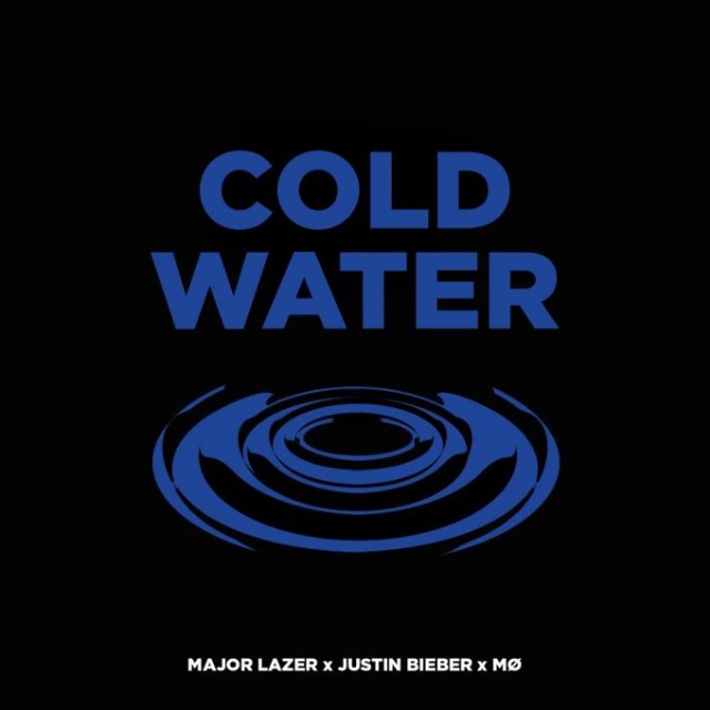 Major Lazer Justin Bieber Cold Water