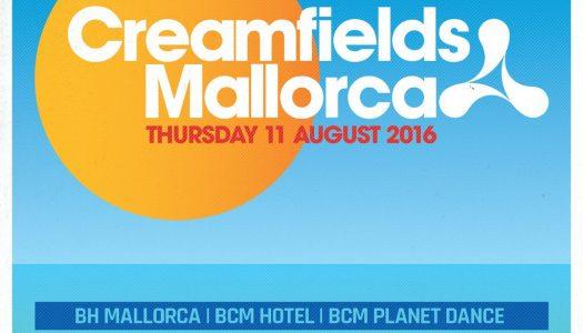 Creamfields Mallorca feiert Debüt mit vielversprechendem Line-Up!