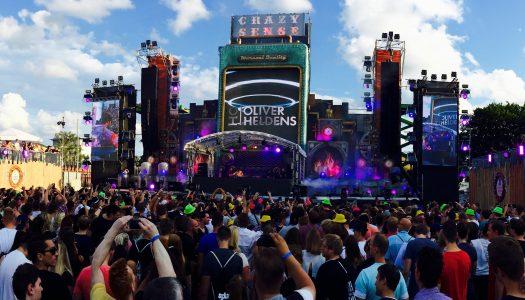 Crazy Sense Festival Hannover 2016 – Bericht & Fotos