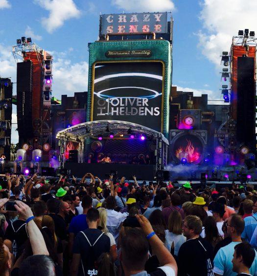 Crazy Sense Festival