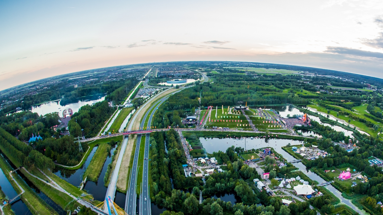 Mysteryland Overview