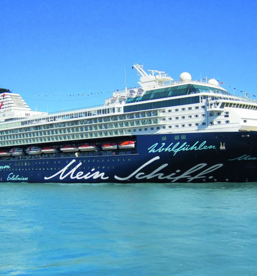 Mein Schiff 2 Tui World Club Cruise Big City Beats Robin Schulz