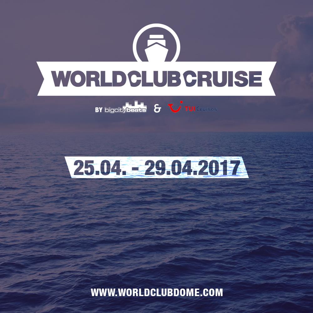 Mein Schiff 2 Tui World Club Cruise Big City Beats Robin Schulz