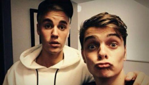 Martin Garrix nimmt Song mit Justin Bieber auf