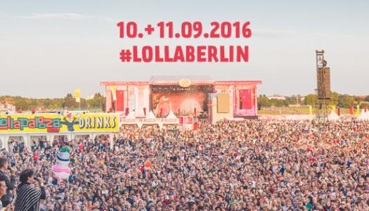 Lollapalooza Festival macht erneut Halt in Berlin